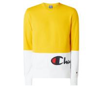 Comfort Fit Sweatshirt aus Baumwolle