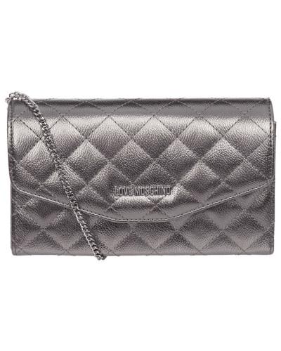 Neue Ankunft Günstig Online Spielraum Billigsten Moschino Damen Crossbody Bag mit Steppmuster Bulk-Design Rabatt Kosten Y6WJQxZ1WD