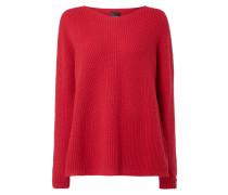 PLUS SIZE - Pullover mit extralangen Ärmeln