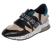 Sneaker Wedges 'Karlie 03' aus Leder