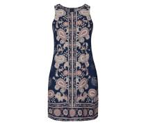 Kleid mit Paisley-Dessin