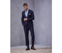 Anzug aus Schurwolle Super 110 in Fischgrat