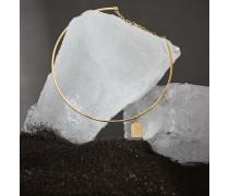 Halskette aus Gold 18 kt mit Diamant 0