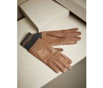 Handschuhe aus Soft-Nappa