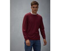 Leichter Pullover im T-Shirt-Stil