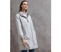 Mantel aus leichtem Taft mit Monili