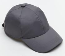 Baseball-Mütze aus mattem Nylon