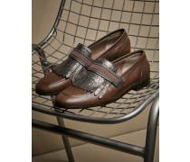 Loafer aus Rindsleder