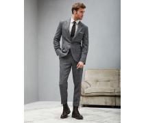 Anzug in Glencheck aus Wolle