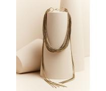 Halskette aus Hämatit