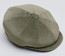 Mütze aus Feincord 500 Rippen/m aus Baumwolle