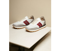Sneakers Baumwolljersey