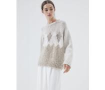"Pullover ""Dazzling Argyle"""