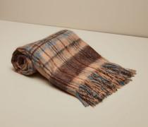 XL-Schal aus Alpaka