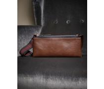 Tasche aus Minimal-Leder