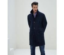 Oversize-Mantel aus leichtem