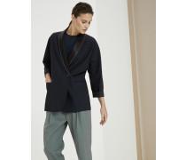 Jacke aus Tropical Luxury-Wolle