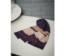 Schal mit Blanket-Streifen aus Kaschmir