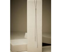 Kette Tie aus 925 Sterlingsilber