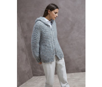 """Cardigan """"Dazzling Net Embroidery"""""""