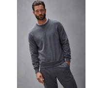 Double-Sweat-Topwear aus Techno-Baumwolle