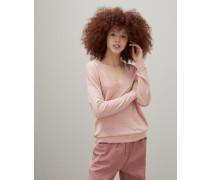 Pullover aus Sparkling-Leinen