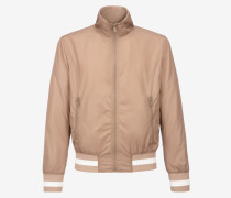 Bomberjacke Aus Nylon Neutral