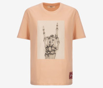 T-Shirt X Funk Beige