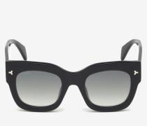 Ocean Sonnenbrille In D-Form Schwarz