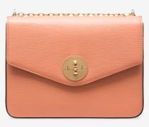 B Turn Minibag Medium Rosa