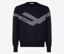 Competition Pullover Blau