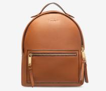 The Backpack Medium Braun