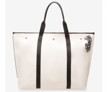 Canvas-Shopper Xl Braun