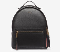 The Backpack Medium Schwarz