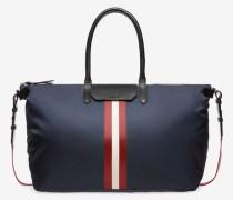 Die Shopper-Tasche Blau
