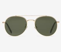 Klassische Palm Pilotensonnenbrille Rosa