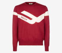Competition Pullover Rot