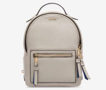 The Backpack Extra Small Grau