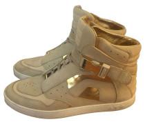 Second Hand  Sneaker in Beige