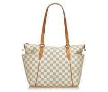 """Second Hand  """"Totally PM Damier Azur Canvas"""""""