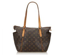 """Second Hand  """"Totally PM Monogram Canvas"""""""