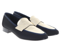 Second Hand  Loafer in Tricolor