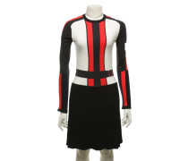 Second Hand  Kleid in Tricolor