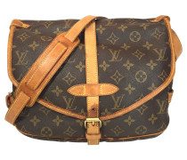 "Second Hand  ""Saumur 30 Monogram Canvas"""