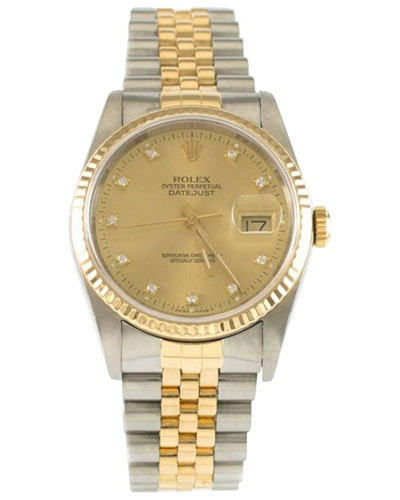 "Second Hand  "" Oyster Perpetual Datejust"""