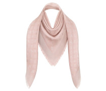 Second Hand  Schal/Tuch aus Wolle in Rosa / Pink