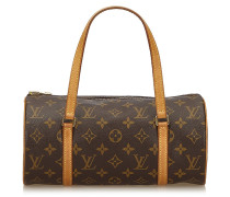 "Second Hand  ""Papillon 26 Monogram Canvas"""
