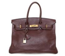 """Second Hand  """"Birkin Bag 35"""" in Bordeaux"""