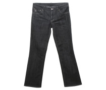 Second Hand  Jeans in Anthrazit