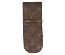 "Second Hand  ""Etui Stylos Monogram Canvas"""